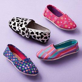 Slip-On Style: Canvas Kicks