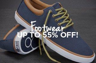 MRKT: 55% off Footwear!