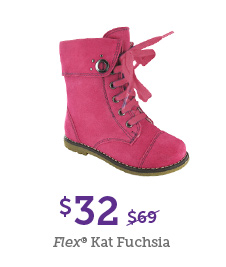 Flex Kat Fuchsia $32 (Was $69)