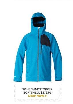 spine jacket