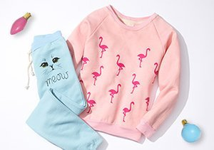 Just Have Fun: Girls' Tops & Pants
