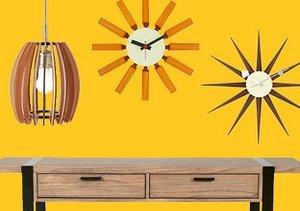 Retro-Inspired: Furniture & Décor