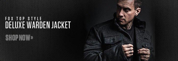 Deluxe Warden Jacket