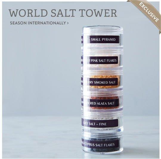 World Salt Tower