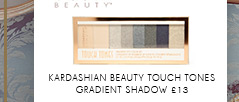 Kardashian Beauty Touch Tones Gradient Shadow - Silhouette