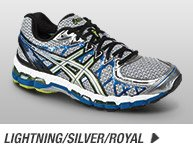 Shop the Men's GEL-Kayano 20 - Promo B