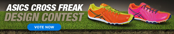 Vote Now for our Cross Freak Contest - Promo Banner