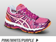 Shop the Women's GEL-Kayano 20 - Promo D