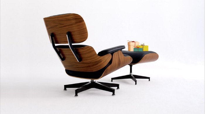 The Herman Miller Sale - Eames Lounge and Ottoman