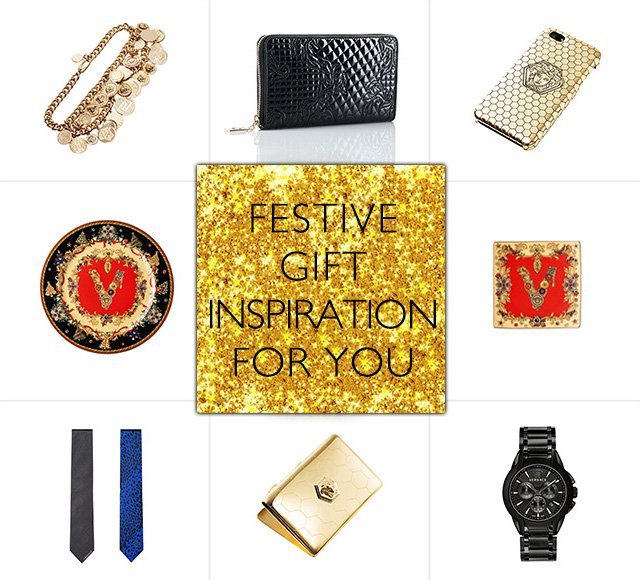 Experience exclusive festive gifts