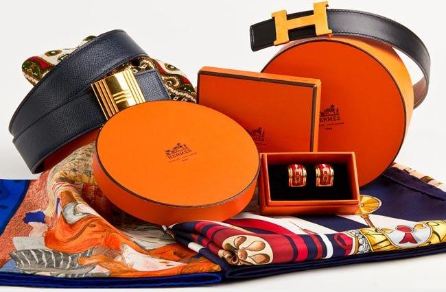 Authentic Vintage Hermes