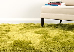 Plush Under Foot: Shag & Cozy Rugs