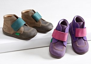Kickers Kids' Shoes
