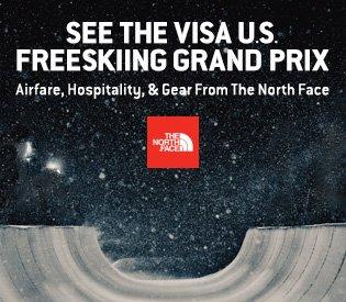 See the Visa US Freeskiing Grand Prix