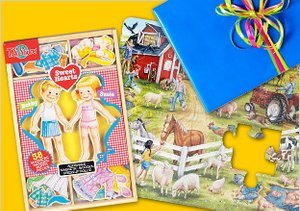 T.S. Shure Playsets & Puzzles