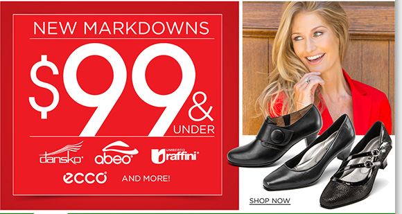 Find NEW markdowns and save on great gifts from Dansko, ECCO, ABEO, Raffini & more! Enjoy a FREE Cozy Blanket with any $150 or more purchase (online exclusive only)!* Shop now to find the best selection online at The Walking Company.