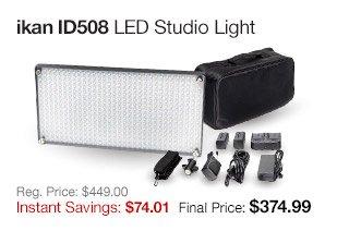 ikan ID508 LED