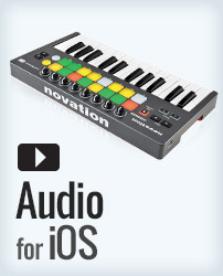 Audio for iOS