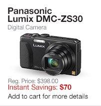 Panasonic DMC-ZS30