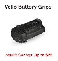 Vello Battery Grip