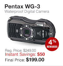 Pentax WG-3