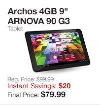 Archos 4GB Tablet