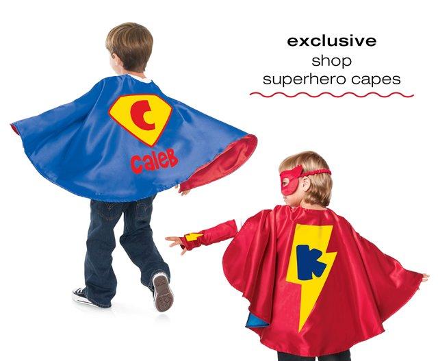 shop superhero capes