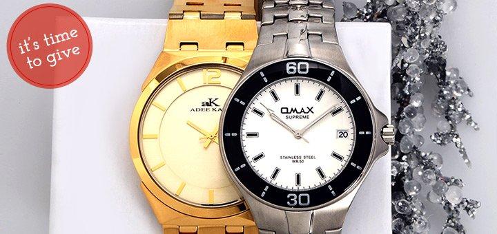 Designer Watches for Him Under $249