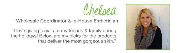 Chelsea's Holiday Favorites