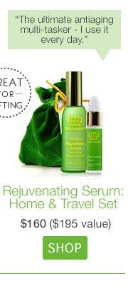 Rejuvenating Serum Home & Travel