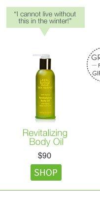 Revitalizing Body Oil