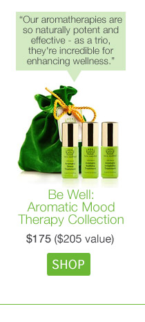 Be Well Aromatic Collection