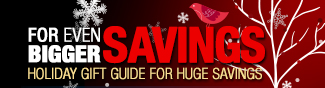 Newegg Flash - For Even Bigger Savings. Holiday Gift Guide For Huge Savings.