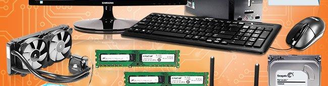 memory, hard drive, keyboard