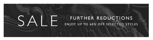 Discover new arrivals + enjoy 60% off Autumn/Winter selected styles