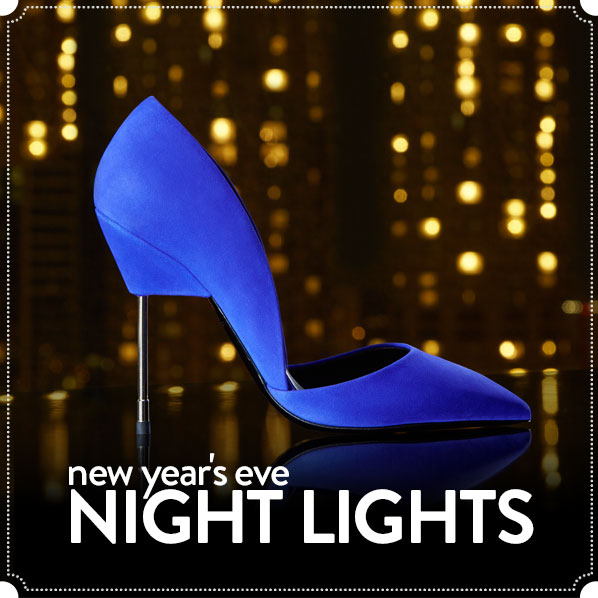 new year's eve - NIGHT LIGHTS