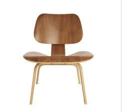EAMES MOLDED PLYWOOD LOUNGE CHAIR IN STOCK