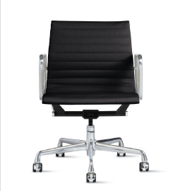 EAMES ALUMINUM MANAGEMENT CHAIR IN STOCK