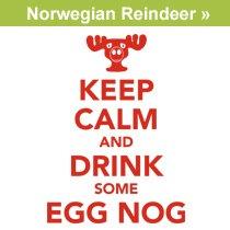 Norwegian Reindeer T-shirt