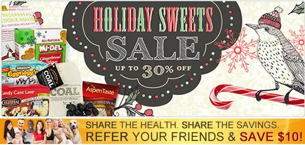 Holiday Sweet Sale
