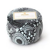 Decorative Tin Candle, French Cade & Lavender, 25h