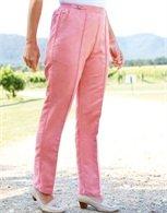 Suedette Classic Pants