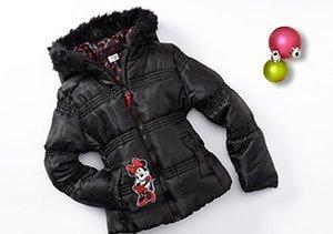 Stay Warm: Girls' Outerwear