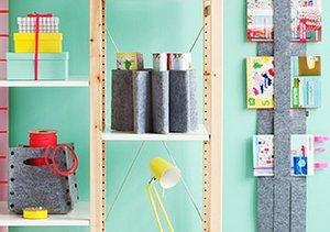 Modern Cool: Home Organization