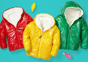 Keep Warm: Boys' Outerwear
