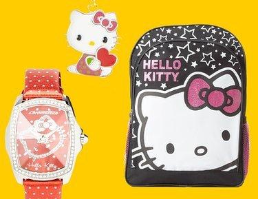 $13 & Up: Hello Kitty