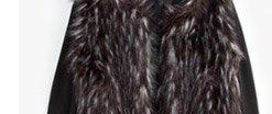 Viv Faux Fur Jacket - Shop Now