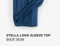 Stella Long Sleeve Top - Shop Now