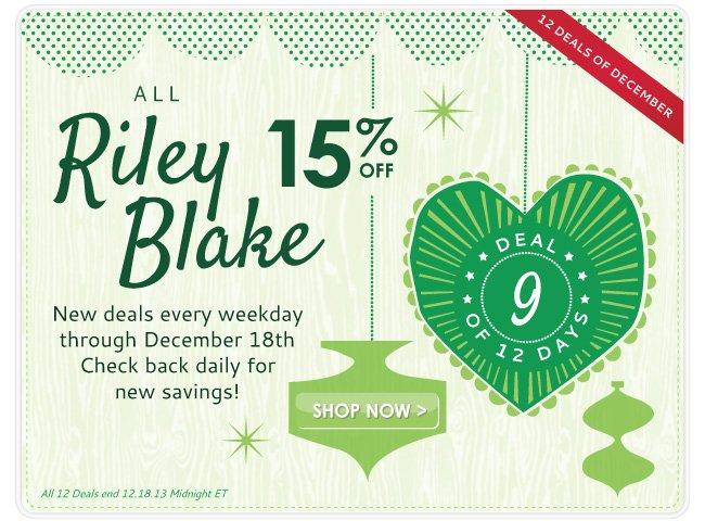 12 Deals of December