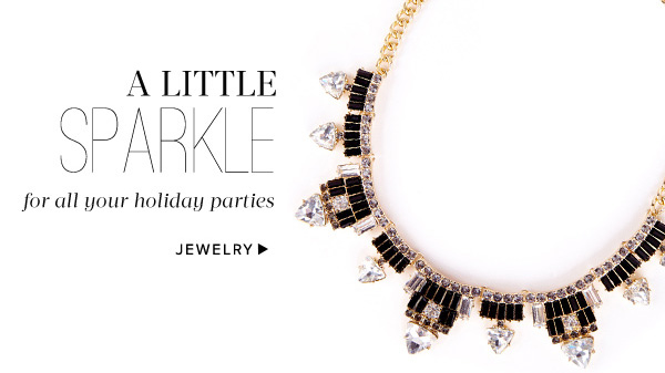 A Little Spark: Shop Jewelry